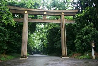 Meiji-Jingu-Tori | by riacale