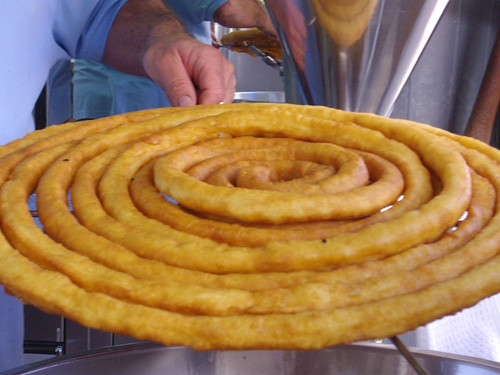Churro wheel | by Tenerife Magazine
