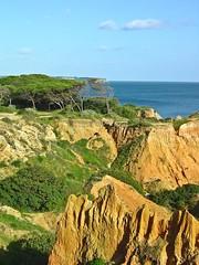 Litoral entre a Praia do Alemão e a Prainha - Portugal