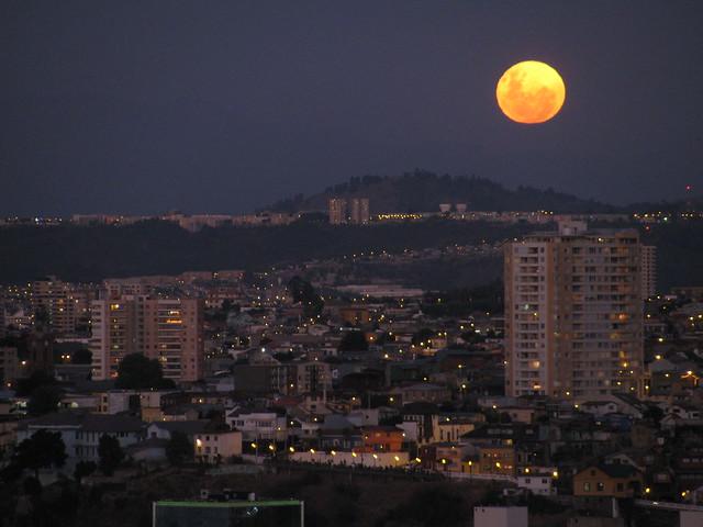 Luna azul, 2009
