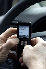 Texting while at the wheel | by OregonDOT