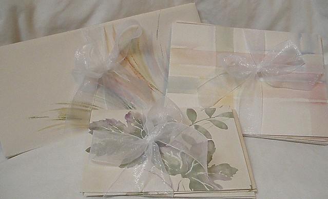 3 Sets of Envelopes