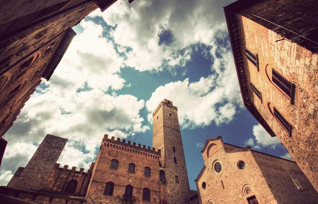San Gimignano - Medieval Manhattan
