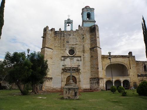 PA310304 Ex convento de Huaquechula Puebla por LAE Manuel Vela