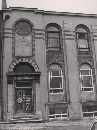 049169:Ravensworth Terrace Synagogue Ravensworth Terrace Newcastle upon Tyne Unknown 1977 | by Newcastle Libraries