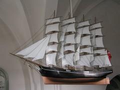 Sædder Kirkes skib - Haabet