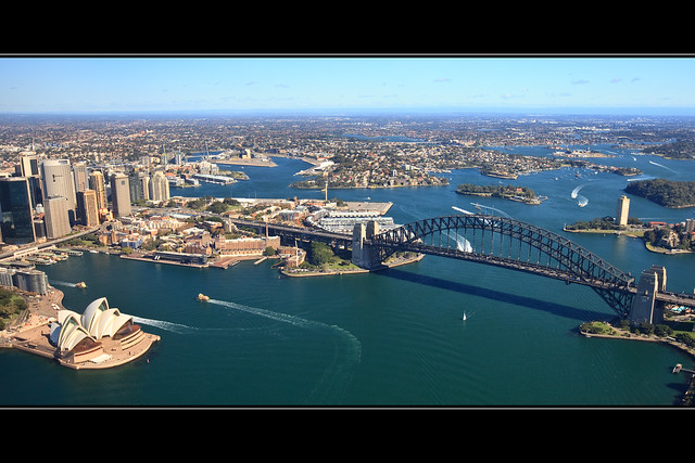 Previous: Sydney Harbour from Above