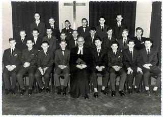 Hannover-Linden St. Martin/Konfirmation 1958