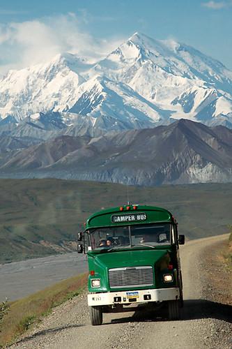 Denali Camper Bus