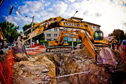 construction florida miami fisheye messy heavyequipment thisphotorocks thebestshot dragonsdanger