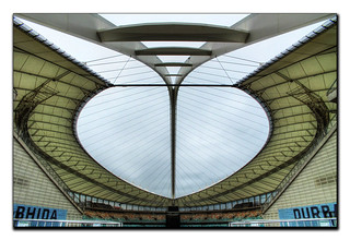 mabhida abstract | by smee.bruce