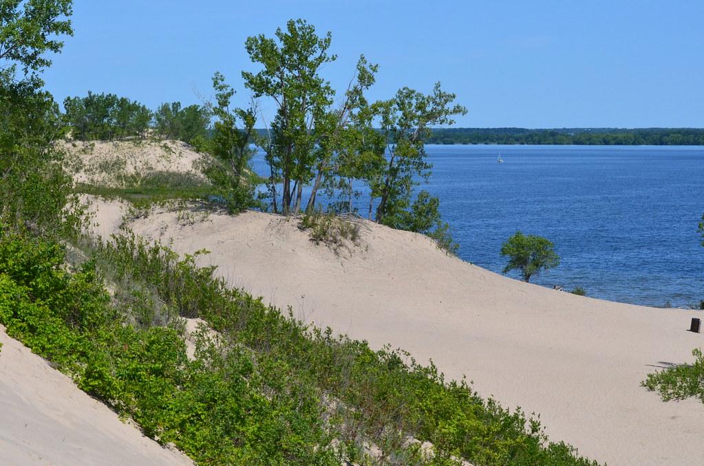Sandbanks Provincial Park   cc BY NC SA Ted Court, 2011 Dune…   Flickr