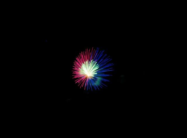 Fireworks - #2875