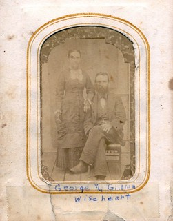 George and Gilly Ann Wiseheart