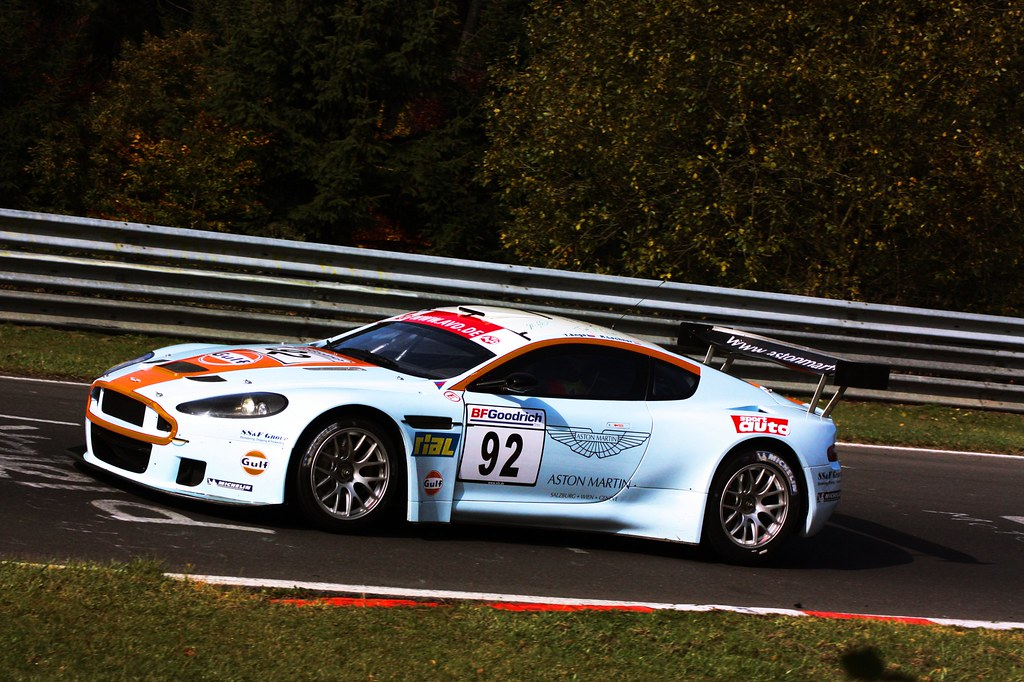 Aston Martin Dbrs 9 Vln Lauf 8 Am 11 10 2008 Maik Lehnicker Flickr