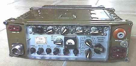 Military Radio Russian p143 | Russian P-143 hf manpack | Flickr