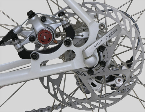 """<p>Rock Tour chainstay disc mount<br /> <br /> gunnarcycles<br /> gunnarbikes <br /> <a href=""""http://gunnarbikes.com"""" rel=""""nofollow"""">gunnarbikes.com</a></p>"""