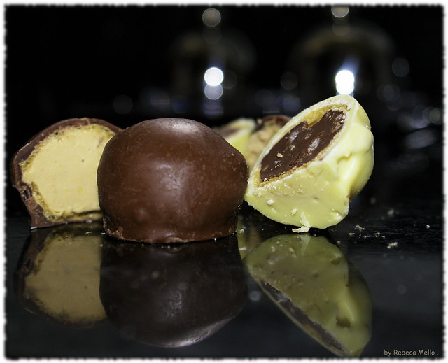 I want only chocolate .... it's make me happy ! And you ...