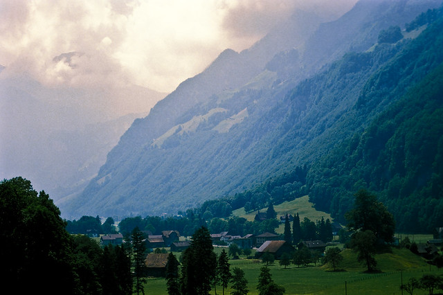Alps - Switzerland - Summer 1985_A_065-2