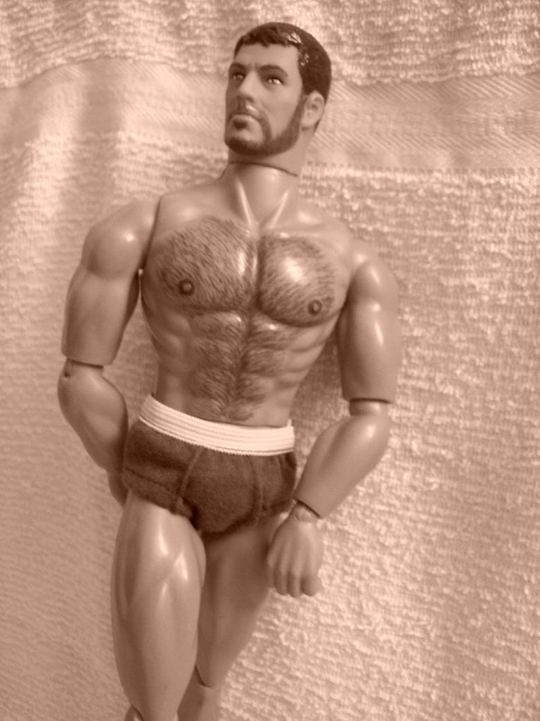 Adam Champ adam champ | action male doll inspired in the actor adam cha