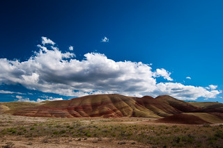 Painted Hills @ John Day National Monument | by Scott Butner