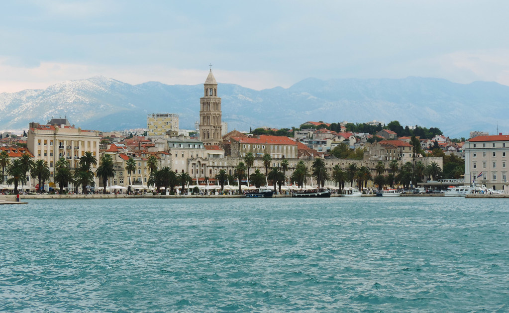 Split, Central Dalmatia, Croatia
