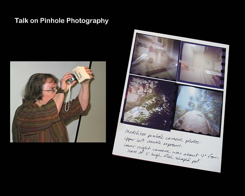 Book Arts Jam 2007 - Pinhole Photography - slide 16
