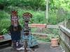 Billy Bob and Bobby Lee at camp
