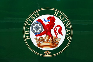 Intermediate British Railways logo