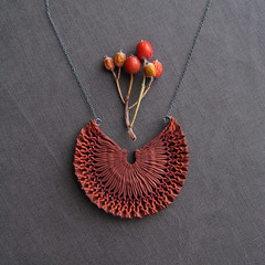 new necklace I | by tinctory