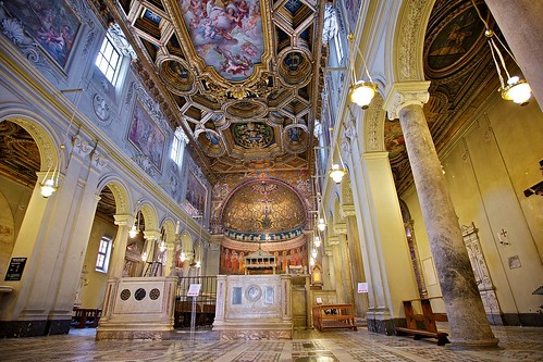Rome's hidden treasure - San Clemente Basilica | by Michael Foley Photography