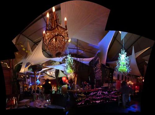 Bar Terraza Del Restaurante Ky En Santiago De Chile Flickr