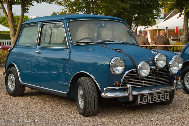 1969 Austin Coopers Italian Job Mini Goodwood Revival Me Flickr