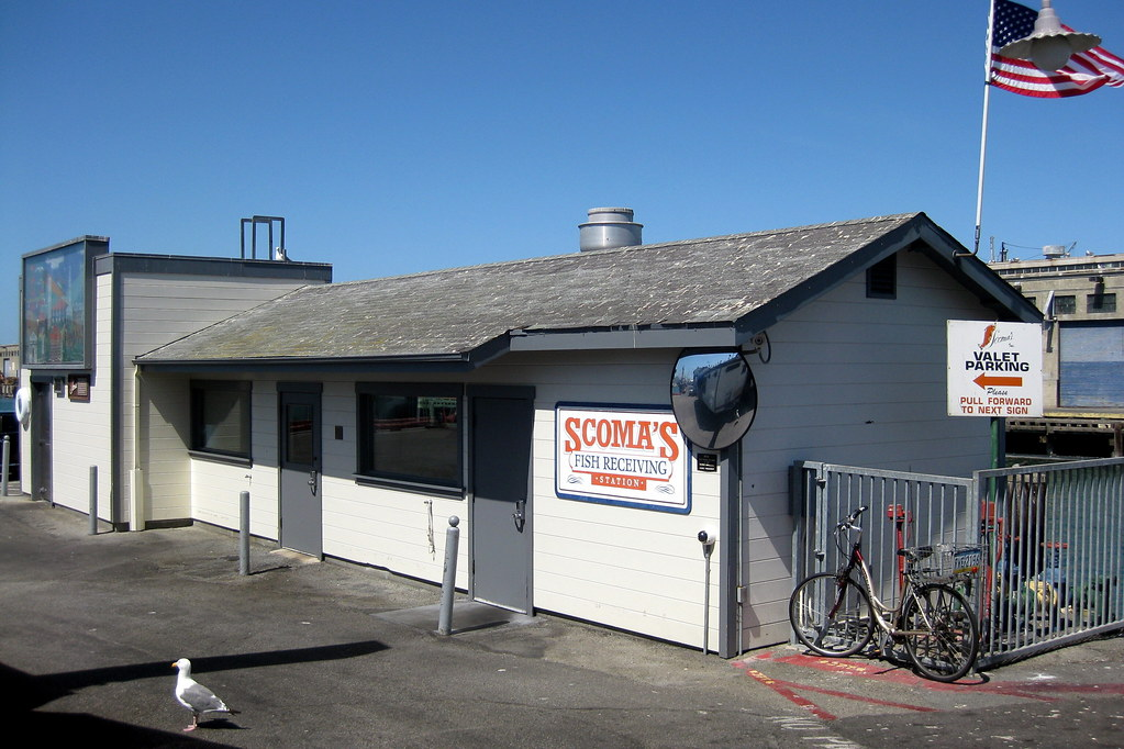 San Francisco Fisherman S Wharf Scoma S Restaurant Fi