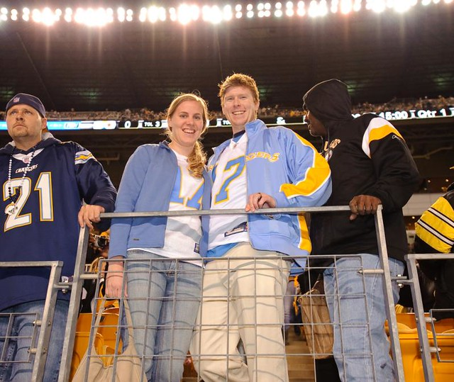 San Diego Chargers Final Score: San Diego Chargers Vs. Pittsburgh Steelers