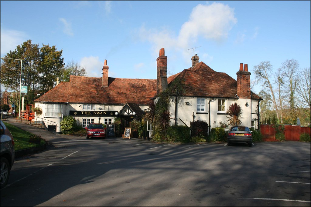 The Swan, Pangbourne