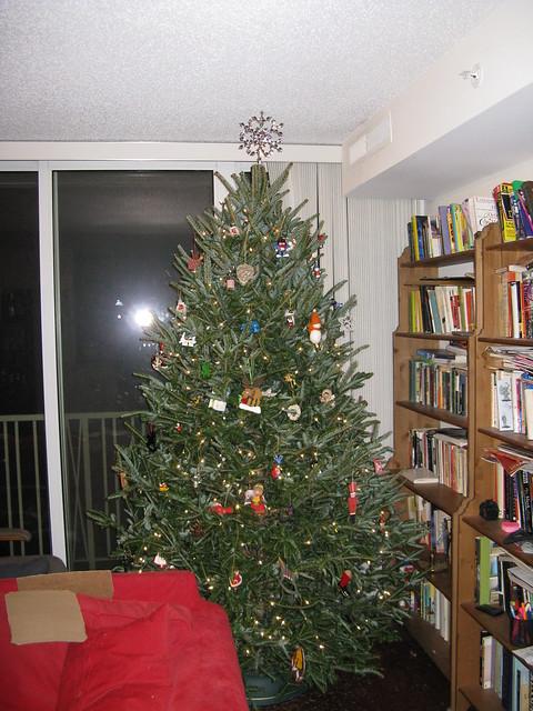 Pollard Street Chrimbo Tree 1