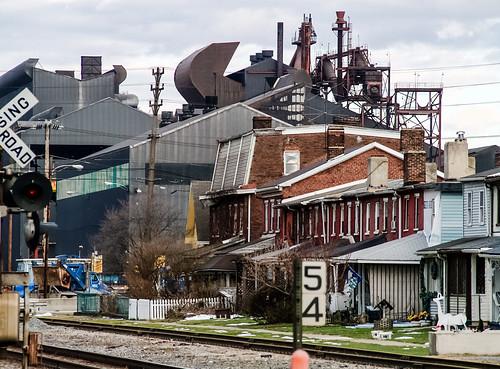 geotagged pennsylvania rail vinestreet 54 ati steelmill natrona alleghenyludlum alleghenytechnologiesincorporated geo:lat=4061541027 geo:lon=7972398520 argonnedrive