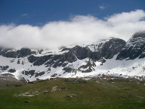 La Munia bajo las nubes | by Madclimber