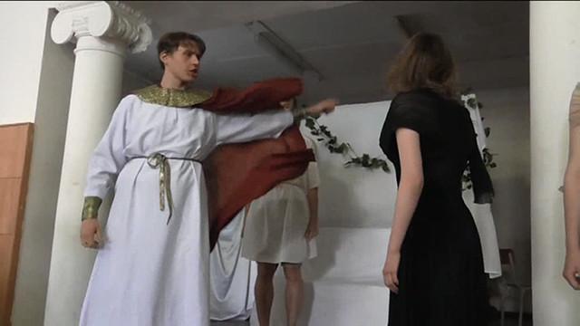 мая 20 2015 - 00:23 - Спектакль студентов 'Медея'