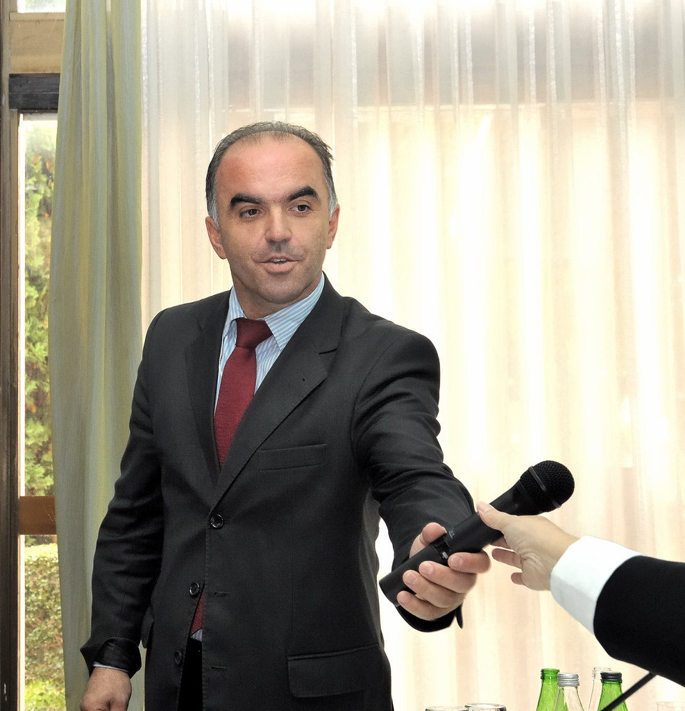 Kosovo Ministry of Foreign Affairs Permanent Secretary Fit