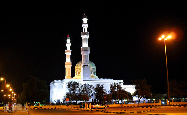 جامع السلطان قابوس بالبريمي