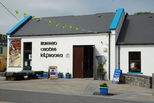 Burren Centre - Ireland