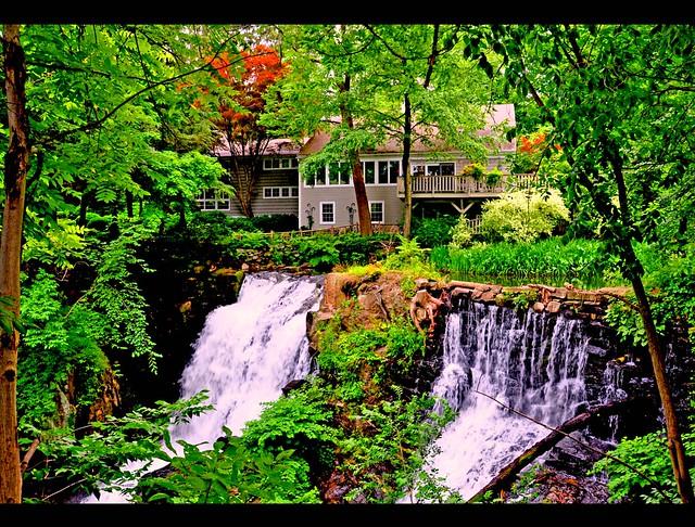 New Preston Waterfall