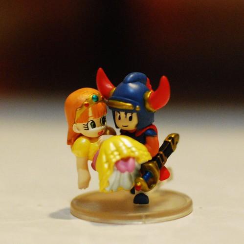 Dragon Quest 勇者ロド & ローラ姬 | by *嘟嘟嘟*