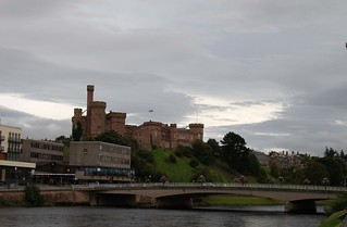 Inverness Castle and Ness Bridge Scotland | by conner395