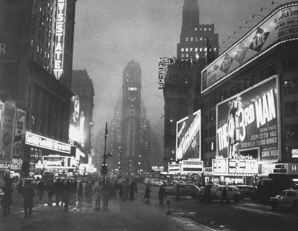 Life in New York 1947 – Archive Footage