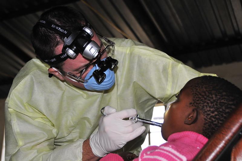 MEDFLAG 2009 - Swaziland DENCAP - U.S. Army Africa - 090807-F-8133W111