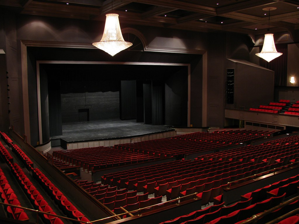 Raleigh Memorial Auditorium Progress Energy Center Of Perf Flickr