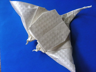 Manta Ray (Design by Quentin Trollip) | by Origamiancy